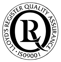 Click here to see a copy of our ISO Certificate